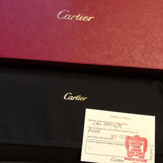 Cartier - Cartier ハッピーバースデー 長財布 【カーフ牛革】希少☆*。