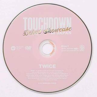 ウェストトゥワイス(Waste(twice))のTWICE デビューSHOWCASE インJAPAN touchdown 高画質(ミュージック)