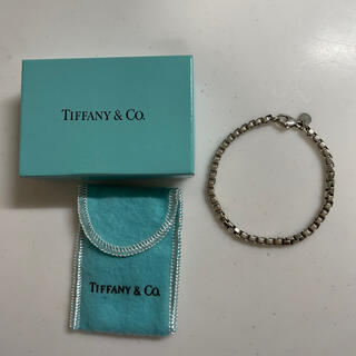 Tiffany & Co. - ベネチアン リンク ブレスレット