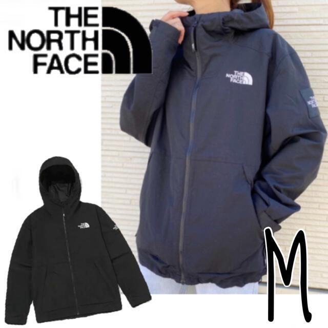 THE NORTH FACE(ザノースフェイス)の【全サイズ◎】2021新作 THE NORTH FACE マウンテンパーカー 黒 レディースのトップス(パーカー)の商品写真