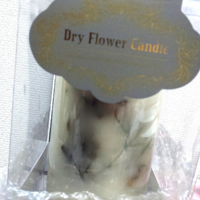 LEPSIM(レプシィム)のLEPSIM  キャンドル LED ラベンダー コスメ/美容のリラクゼーション(キャンドル)の商品写真