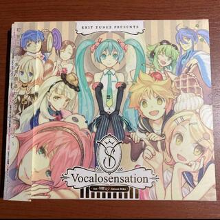 【美品・帯あり】Vocalosensation(ボーカロイド)