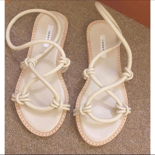 Ameri VINTAGE(アメリヴィンテージ)のAmeri VINTAGE MEDI EIGHT CORD SANDAL レディースの靴/シューズ(サンダル)の商品写真