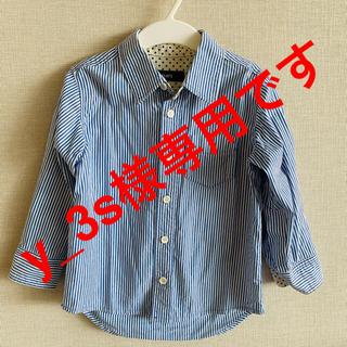 シップスキッズ(SHIPS KIDS)の着用1回 サイズ100  SHIPS シップス キッズ(Tシャツ/カットソー)
