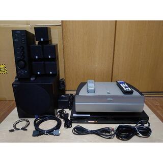 サンヨー(SANYO)のSANYO LP-Z2 プロジェクター スピーカー セット おまけつき(プロジェクター)