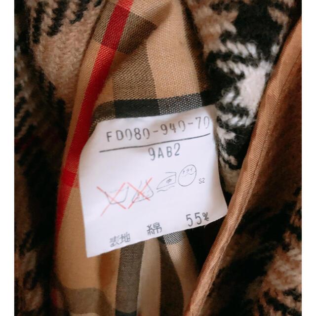 BURBERRY(バーバリー)の【美品】BURBERRY トレンチコート レディースのジャケット/アウター(トレンチコート)の商品写真