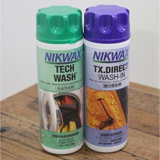 ニクワックス(NIKWAX) ツインパック 【洗剤】【撥水剤】 EBEP01(アクセサリー)