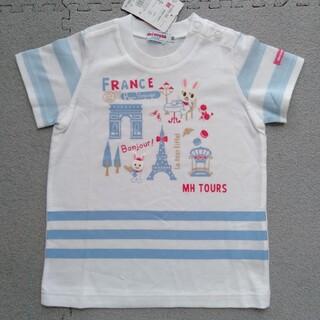 mikihouse - ミキハウス Tシャツ 80