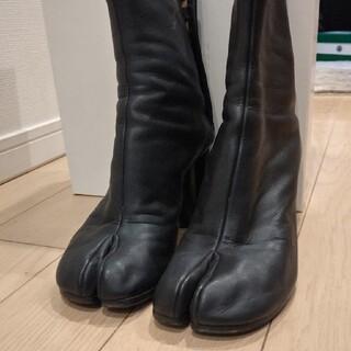 Maison Martin Margiela - マルジェラ 足袋ブーツ ブラック
