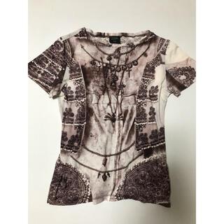 ジャンポールゴルチエ(Jean-Paul GAULTIER)の転写プリントゴルチエ Tシャツ(Tシャツ(半袖/袖なし))