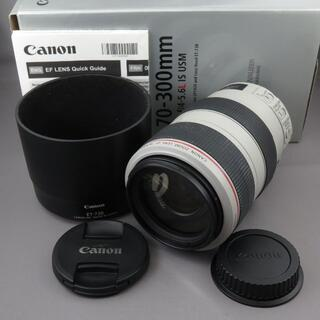 Canon - キヤノン EF70-300mm F4-5.6L IS