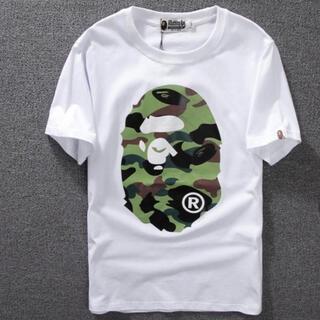 A BATHING APE - ABathingApe Tシャツ Lサイズ 新品