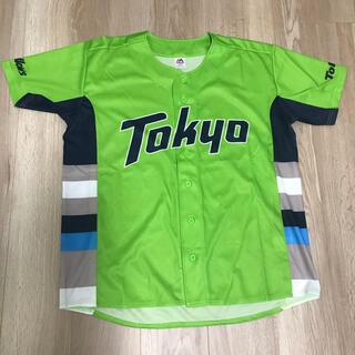 東京ヤクルトスワローズ - ヤクルトスワローズ 燕パワーユニフォーム 2021  つば九郎