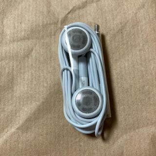 アイポッド(iPod)のiPod nano*イヤホン(ヘッドフォン/イヤフォン)