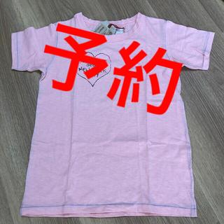 ゴートゥーハリウッド(GO TO HOLLYWOOD)のゴートゥハリウッド Tシャツ 01 ピンク(Tシャツ/カットソー)