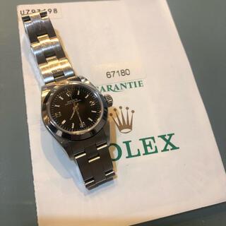 ロレックス(ROLEX)のロレックス 67180 レディース(腕時計)