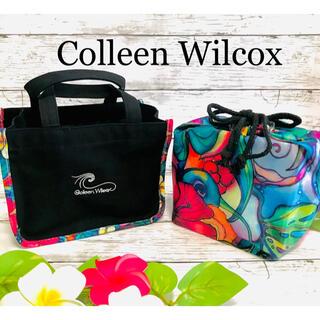 Roxy - 保冷巾着&トートBAG   セット Colleen Wilcox