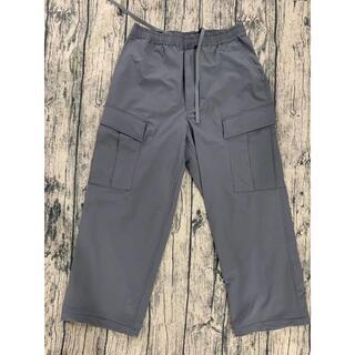 ダイワ(DAIWA)の【M】daiwa pier39 カーゴパンツ GRAY 6P Mil Pants(ワークパンツ/カーゴパンツ)