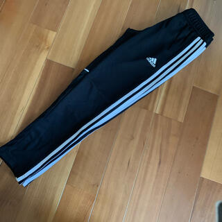 adidas - アディダスジャージボトムス140サイズブラック 値下げ
