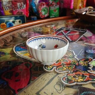 リチャードジノリ(Richard Ginori)のリチャードジノリ イタリアンフルーツ 菊型小鉢(食器)