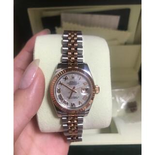 ロレックス(ROLEX)のロレックス レディース 時計 179171 デイトジャスト(腕時計)
