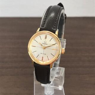 OMEGA - OMEGA DE VILLE オメガ デビル 手巻き時計 ギャランティー付