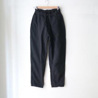 kolor - MITTAN / 亜麻苧麻ロング PT-13「黒」