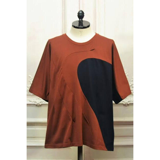 kolor - amachi contour line T-shirt