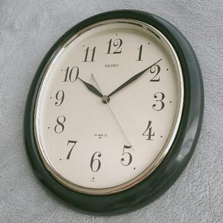セイコー(SEIKO)の【セイコー SEIKO】掛け時計 ウォールクロック◎日本製 アナログ時計(掛時計/柱時計)
