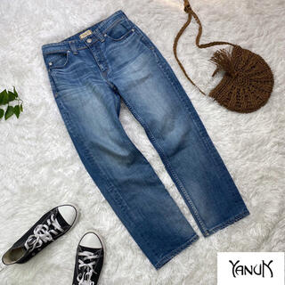 YANUK - 美品!   ヤヌーク YANUK ANNETTE/アネット ストレート デニム