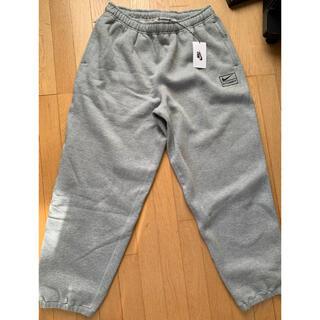 STUSSY - nike stussy sweat pants