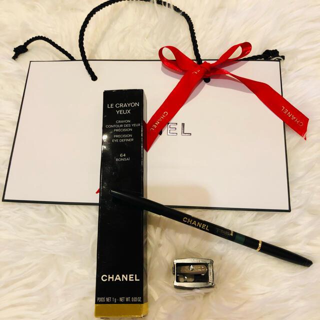 CHANEL(シャネル)のシャネル ル クレイヨン ユー 64 BONSAI ボンサイ コスメ/美容のベースメイク/化粧品(アイライナー)の商品写真
