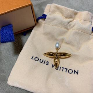LOUIS VUITTON -  新品未使用 Louisvuitton  ルイヴィトン  LV  片耳  ピアス
