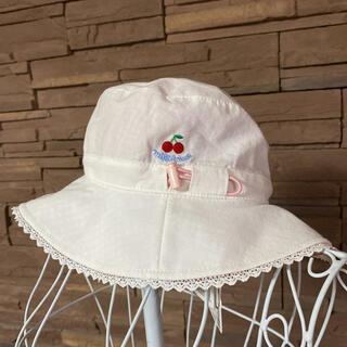 mikihouse - 【新品】 ミキハウス リバーシブル 帽子 ハット