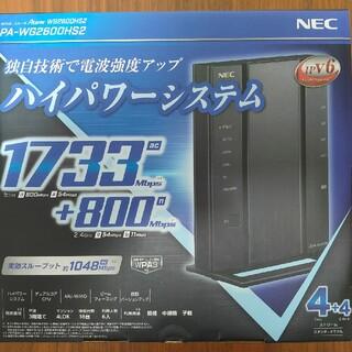 NEC - NEC 無線ルータ PA-WG2600HS2