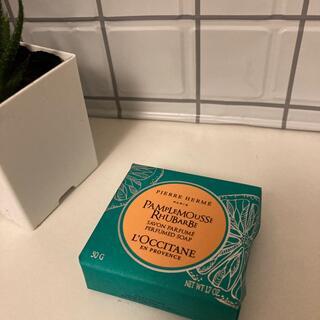 L'OCCITANE - お値下げ💜新品 未使用 ロクシタン 石鹸 ピエールエルメとコラボ
