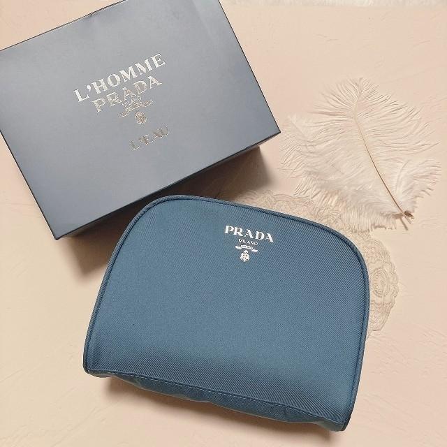 PRADA(プラダ)のPRADA ポーチ プラダ  レディースのファッション小物(ポーチ)の商品写真