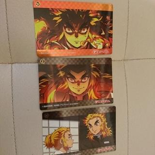 鬼滅の刃  ハンバーグ  カード  煉獄さん  セット(カード)