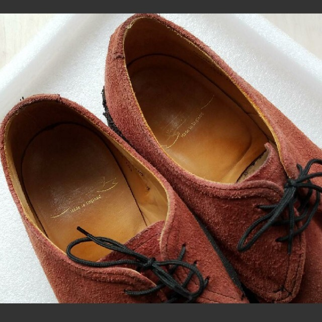 GEORGE COX(ジョージコックス)の靴 シューズ ジョージコックス スウェード 本革 メンズの靴/シューズ(その他)の商品写真