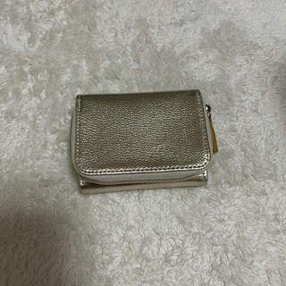 ウィゴー(WEGO)のwego 折りたたみ財布(財布)