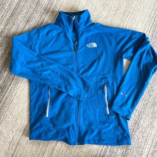 THE NORTH FACE - THE NORTH FACE フリース ブルー