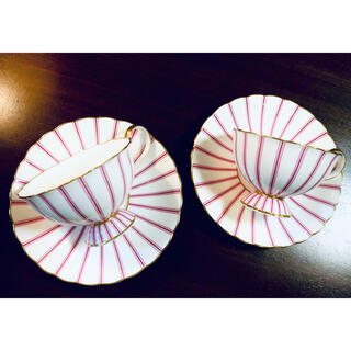 Noritake - ノリタケ・ダイヤモンドコレクション 碗皿 2客