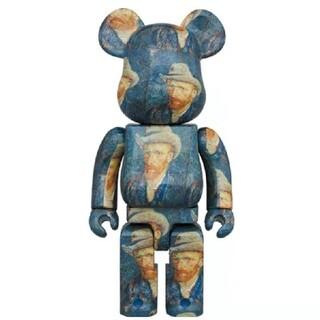 メディコムトイ(MEDICOM TOY)のBE@RBRICK Van Gogh Museum ベアブリック 400%(キャラクターグッズ)