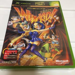 エックスボックス(Xbox)のxbox ワックド!ギリヤバ!乱闘パーティーテレビ!(家庭用ゲームソフト)