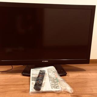 三菱 - 三菱 ハイビジョン液晶 37型テレビ HDD内蔵