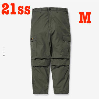 W)taps - JUNGLE STOCK / TROUSERS / COTTON RIPSTOP