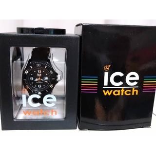 アイスウォッチ(ice watch)の【ほぼ未使用】ICEWATCH アイスウォッチ 腕時計(腕時計)