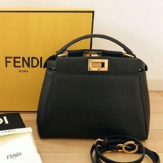 FENDI - FENDI フェンディ ミニピーカブー