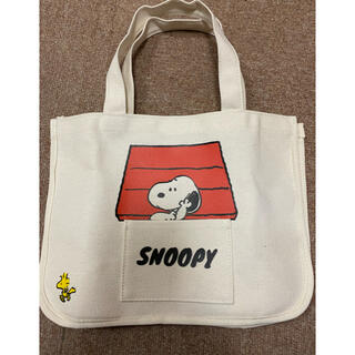 SNOOPY - sweet スウィート2021年4月号付録 スヌーピーお出かけトート