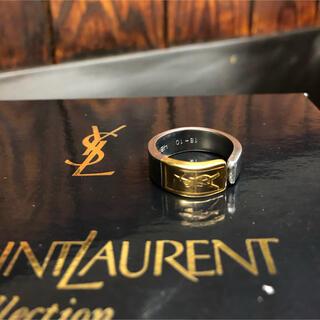 サンローラン(Saint Laurent)のイヴサンローラン Yves Saint Laurent スプーンリング24号(リング(指輪))